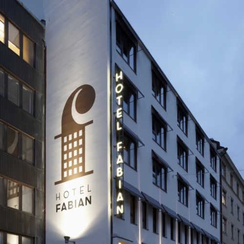 Rento ja laadukas hotelli Helsingin keskustassa