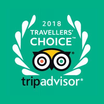 Suomen paras hotelli 2018, TripAdvisor travellers' choice