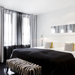 Tilava ja ylellinen hotellihuone Helsingin keskustassa
