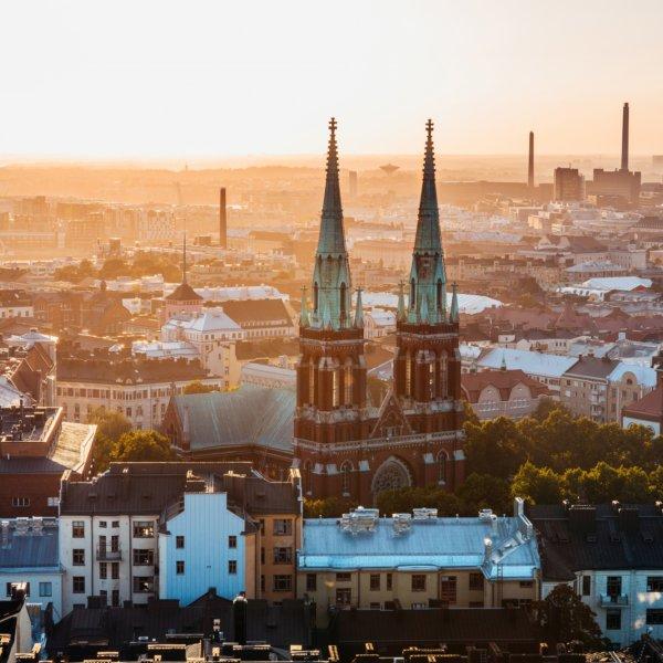 Helsinki White Nights